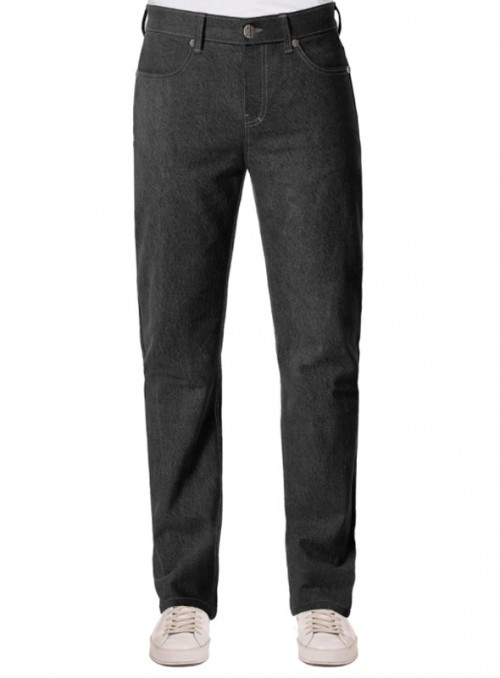 Relaxed Fit Jeans black (Schwarz)