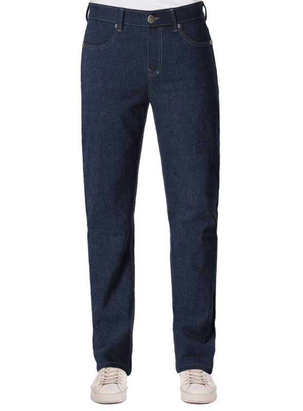 Dunkelblaue jeans xxl.